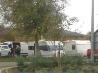 Council bids to remove travellers occupying Love Lane car park in Nantwich