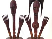 Tribal art sale in Nantwich attracts global buyers