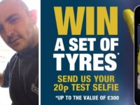"South Cheshire car service firm seeks best ""tyre test selfie""!"
