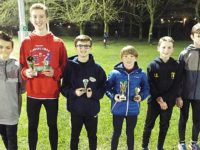 Crewe and Nantwich runners triumph in cross country league