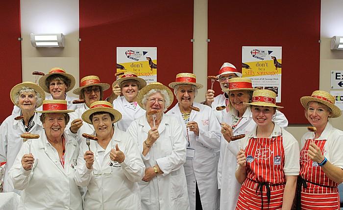 uk sausage week 1 - clewlow butcher