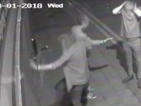 Nantwich boss' ultimatum to yobs caught on CCTV vandalising business