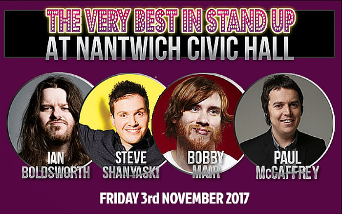 very best in stand up november 3