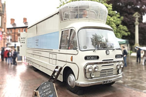 Vintage Mobile Cinema to launch Nantwich Film Festival this weekend