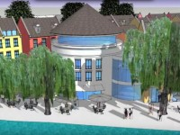 Riverfront hotel and apartments plan revealed for Nantwich