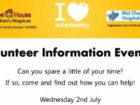 South Cheshire charities team up for volunteer recruitment event