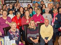 Food Festival volunteers hailed at Nantwich Bookshop event