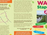 Stapeley Parish Action Group unveils Walk Stapeley leaflet