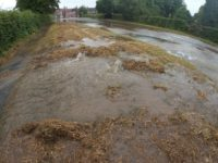 Water pipe burst on Middlewich Road hits thousands in Nantwich