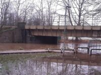 Flood Warning issued for Nantwich and River Weaver