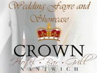 Crown Hotel in Nantwich to host regional Wedding Fayre
