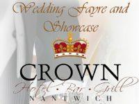 Crown Hotel in Nantwich to host regional Wedding Fayre