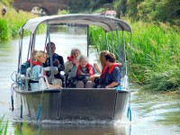 New Overwater Wheelyboat to launch near Nantwich
