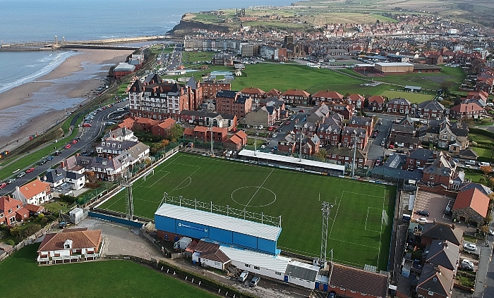 whitby town ground
