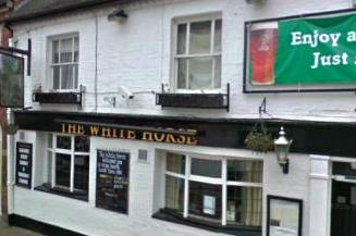 white horse pub in Nantwich