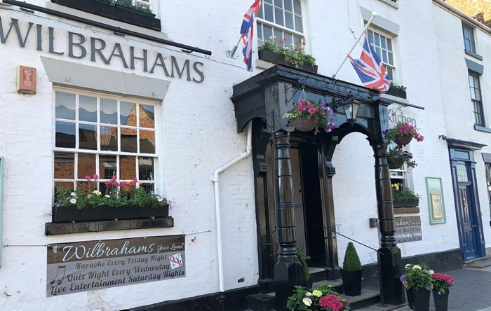 wilbraham arms