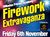 Willaston Primary to stage fireworks extravaganza