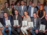 "Nantwich eateries celebrate at town's ""Foodies"" awards night"