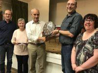 Teams battle it out in Wistaston Memorial Hall village quiz
