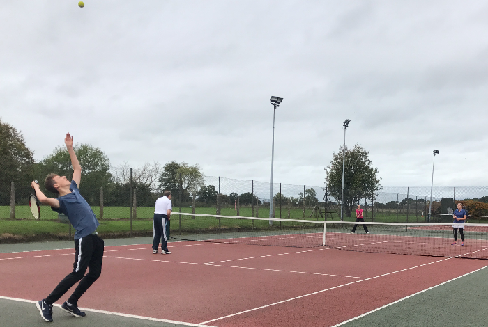 winter league tennis