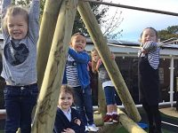 Wistaston Church Lane Academy unveils revamped outdoor area