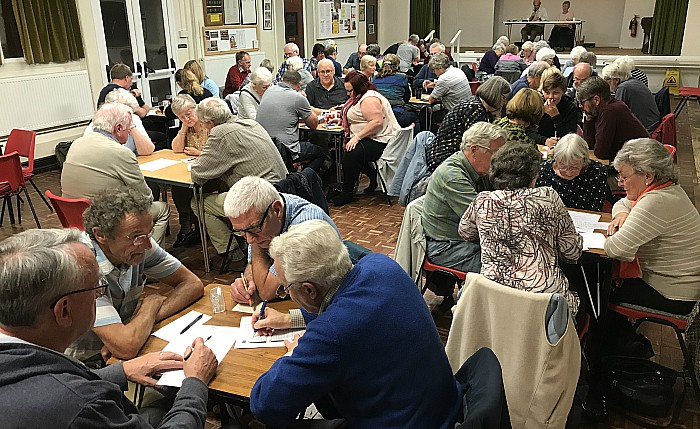 wistaston quiz teams