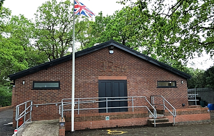 wistaston scouts headquarters
