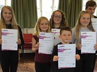 Wistaston Young Drama Group earns distinction