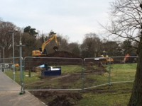 Residents' anger as Nantwich college works start without consent