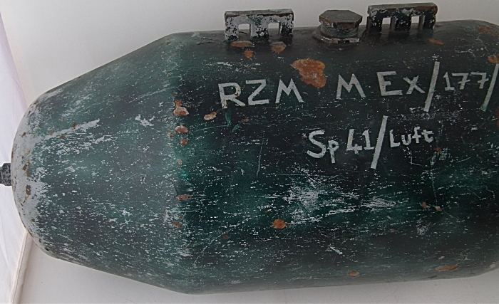 world war two training bomb - auction
