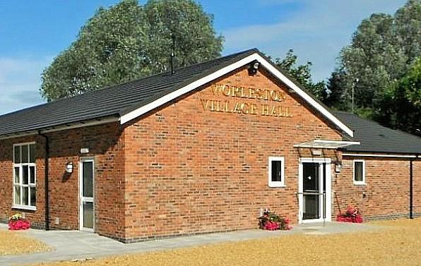 Race Night - worleston village hall
