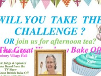 Great British Bake Off contestant to judge Wrenbury contest