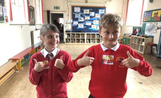 wrenbury school pupils