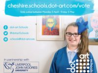 Public vote opens to find Cheshire's best young artists