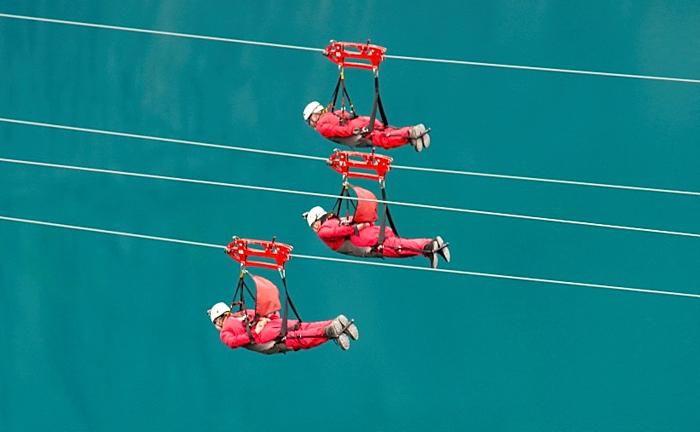 zippers in action - zip challenge